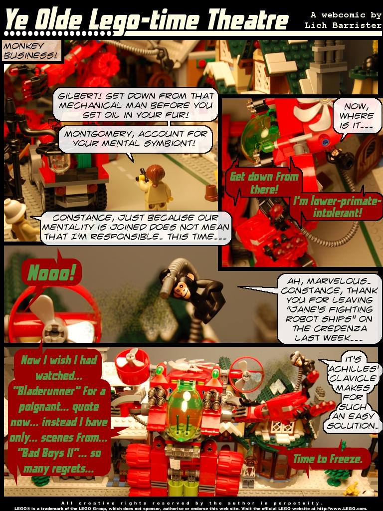 1 January 2012 - Interlude 4 (of 5!)
