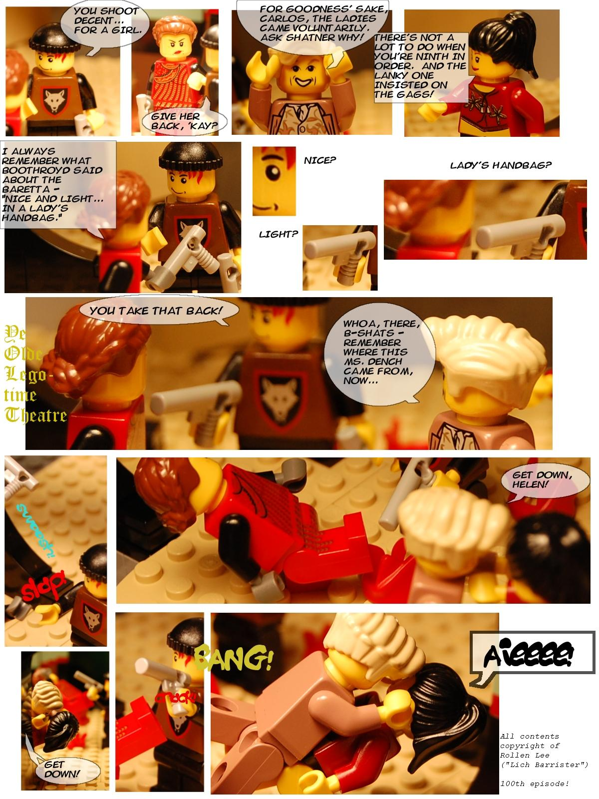 13 March 2010 - One hundredth strip!